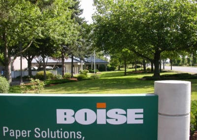Boise Campus - Commercial Landscape Maintenance