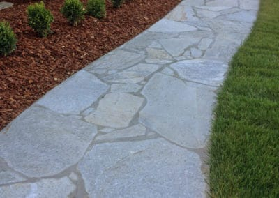 Natural Flagstone Mortar