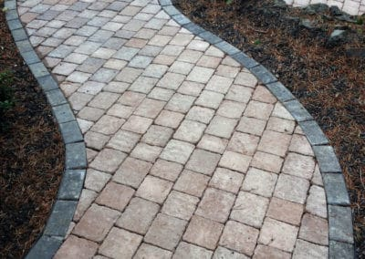 Pavers Path To Beach - 2