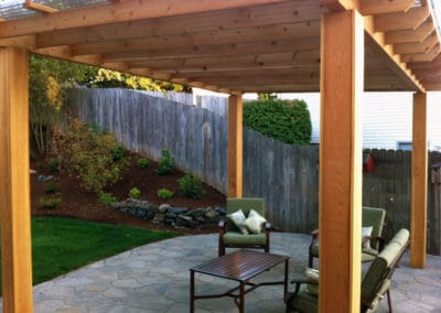 Pergola And Patio - 2