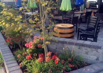 Planter And Patio - Brewery