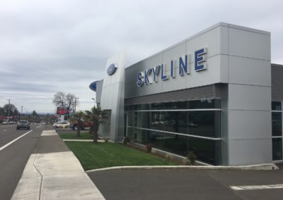 SkylineFordCommercialPortAuto
