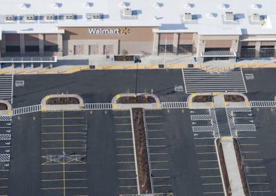Super Walmart Overhead