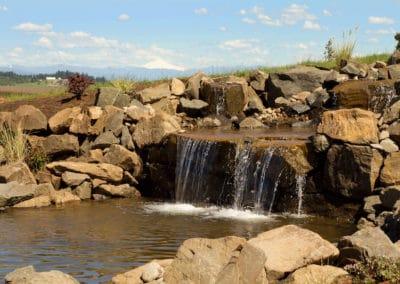 Turner Rock Waterfall