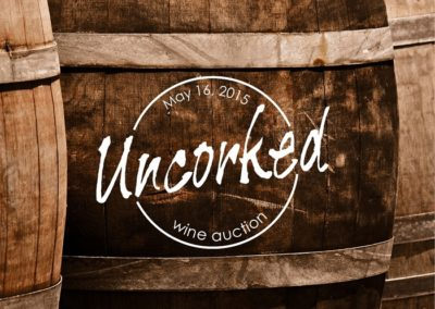 Uncorked Wine Auction Benefiting Family Building Blocks
