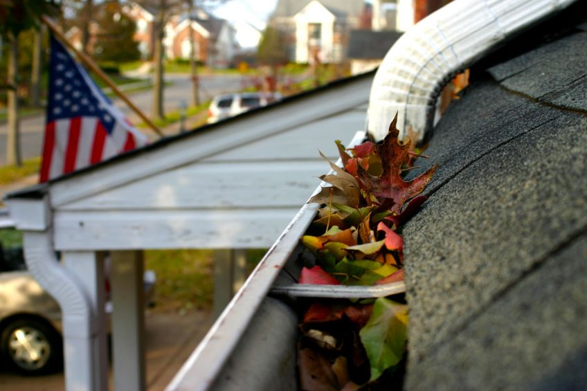 7 Easy Ways To Make Gutter Cleaning Faster