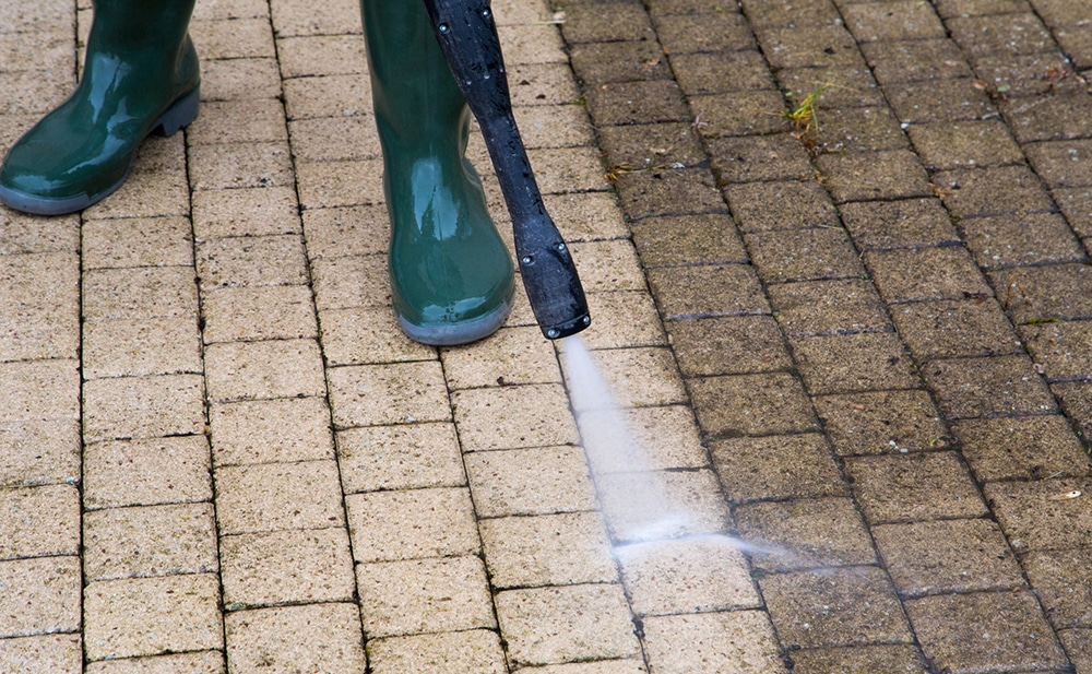 power washing tips