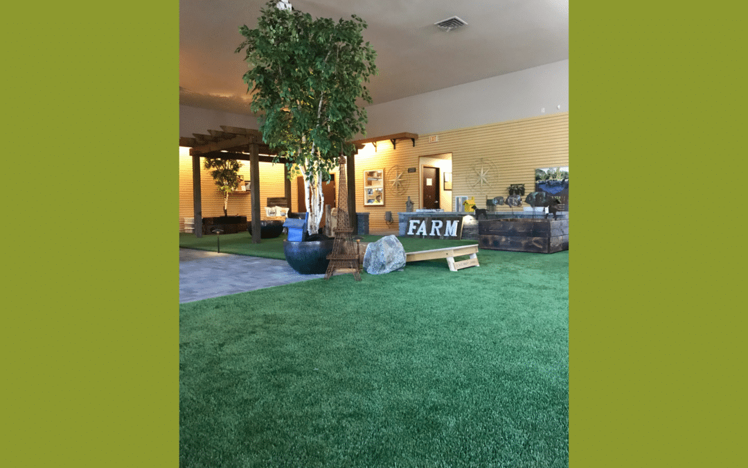 How Does Green Acres Landscape and the New Retail Location Connect?