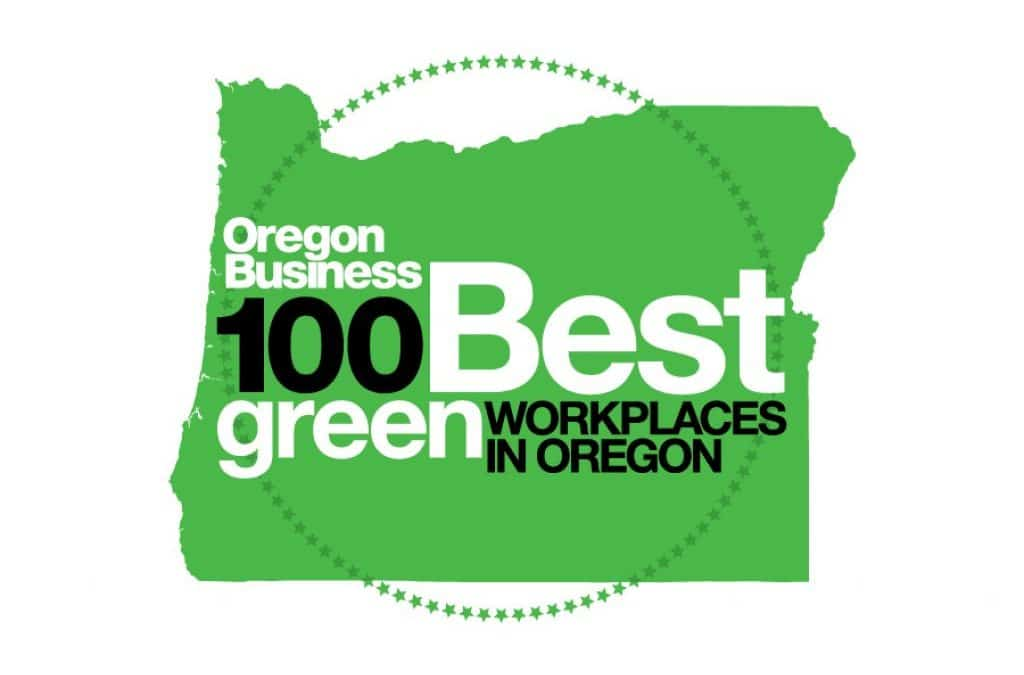 Green Acres Landscape Inc. Listed #2 Best Green Workplace In State By Oregon Business