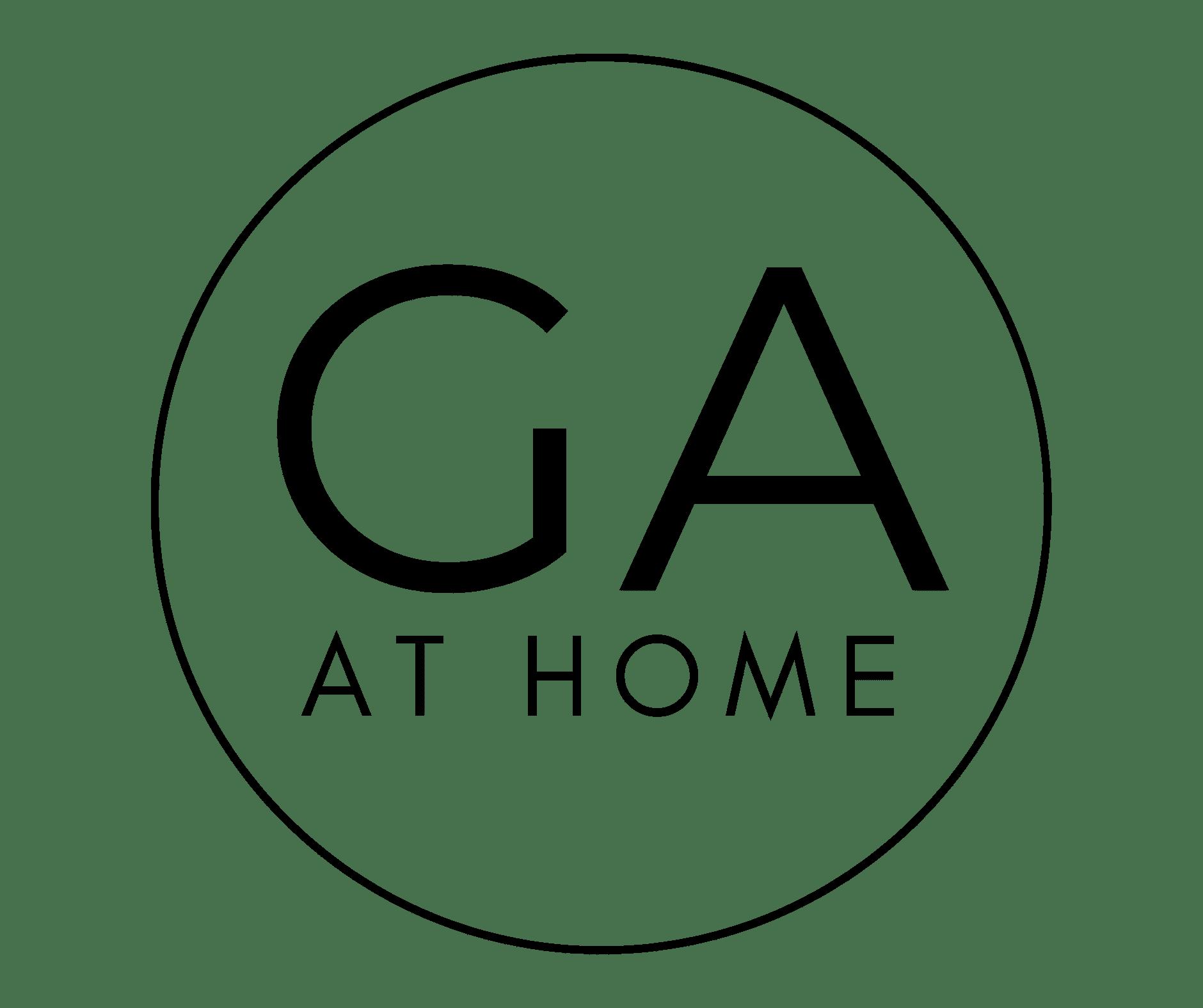 GA at home logo